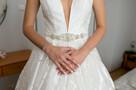 Sprzedam suknię ślubną rozmiar 36. Stan idealny, po pralni