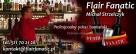 FLAIR FANATIC Pokazy barmańskie Obsługa Fontanny alkoholowe