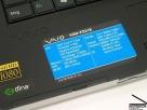 Laptop SONY VAIO ALU 15.4 X-Black Win7 Intel Core2Duo T7100 - 6