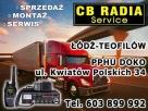 anteny CB strojenie,sprzedaż CB,montaż,naprawa CB Radia Konstantynów Łódzki