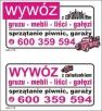 Wywóz gruzu w workach/ worki / workowanego Tanio Warszawa