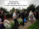 AKORDEON na wyjście nowożeńców DO ŚLUBU Białystok
