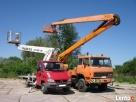 Podnośnik Koszowy - LIFT Usługi Podnośnikowe Elbląg - 1