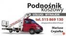 Podnośnik Koszowy - LIFT Usługi Podnośnikowe Elbląg - 5