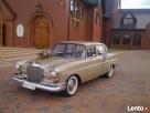 Auto do ślubu Mercedes w 110 1968r