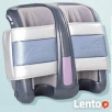 Super urządzenie masujące do nóg, ruchomy masaż rolkowy