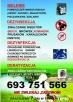 Krety-Norcice SKUTECZNE Zwalczanie Gwarancja Usługi DDD Prof - 4