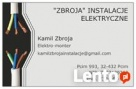 ZBROJA Instalacje Elektryczne Pcim