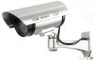 Kamera atrapa monitoring kamery LED alarm - 1