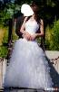Piękna suknia ślubna używana + GRATIS bolerko Siedlce