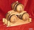 Beczki dębowe-Bednarstwo.eu-Beczki na bimber-Antałki na wino - 3
