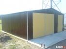 Garaż Blaszany 5x6 PRODUCENT WZMOCNIONE - 8