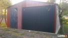 Garaż Blaszany 5x6 PRODUCENT WZMOCNIONE - 1