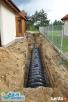 Odprowadzenie wody deszczowej z działki, drenaże odwodnienia - 6