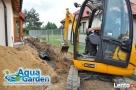 Odprowadzenie wody deszczowej z działki, drenaże odwodnienia - 1