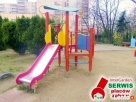 Wymiana piasku i naprawa urządzeń na placach zabaw - 6