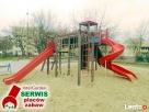 Wymiana piasku i naprawa urządzeń na placach zabaw - 1