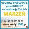 Chwilówka, pożyczka online Białystok