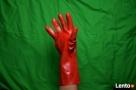 rękawice robocze kwasoodporne PCV Końskie