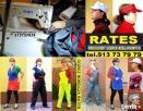 Odzież Robocza Odzież Medyczna Odzież Reklamowa firmy RATES Wołomin