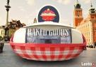 FOOD TRUCK kontener gastronomiczny UNIKALNY KOSMOS Warszawa