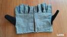 rękawice robocze drelichowe Końskie