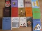 Książki na studia:historia wychowania,pedagogika specjalna i Leszno