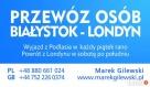 Białystok-Sokółka-Londyn - 3