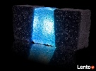 Nowość Świecąca Kostka Brukowa LED SUPER WYTRZYMAŁA - 1