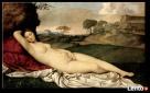 Śpiąca Wenus. Reprodukcje obrazów 140x85 - 1
