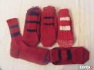 Sprzedam skarpety ręcznie robione na drutach