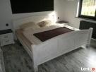 Drewniane SOLIDNE Łóżko AC 05 PRODUCENT 669-125-410 - 1