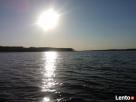 DOMEK+łódka=150mod Jeziora Łęki Szlacheckie