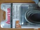 przedłużacz usb2.0 hama 1.8m - 2