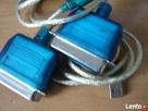 kabel przejściówka z usb na drukarke 2 szt - 2