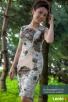 PROMOCJA! Letnia, modna sukienka w kwiaty De Marco Myślenice