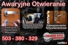 AWARYJNE OTWIERANIE 24 H - ŁOSICE 503-380-329 Łosice