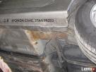 Honda Civic,konserwacja podwozia,piaskowanie,lesgum,Dębica, Dębica