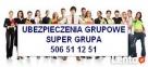 Ubezpieczenie grupowe dla indywidualnych osób