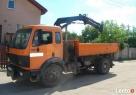 HDS transport materiałów Poznań , Luboń , Komorniki ,Mosina