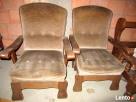 FOTELE fotel dębowy Koło