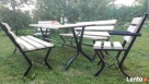 Meble ogrodowe stół ława krzesła super jakość dobra cena