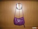 torba, mała torebka na długim pasku
