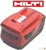 Akumulator Hilti 22V B22 3,3Ah używany sprawny 2014 gwar. Gaszowice