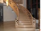 Schody i podłogi drewniane.  LEGAR-stolarstwo. - 8