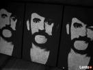Ręcznie rzeźbiony w blasze Lemmy Motorhead ... prezent - 3