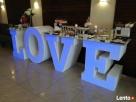 Wynajem fontanny czekoladowej, stół LOVE - 5