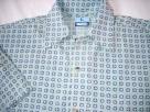 FISHBONE koszula Męska na Lato Wzorek XL XXL - 1