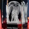 Podziękuj rodzicom wręczając statuetkę Altanka Ślubna 3D! - 1