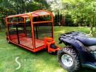 Przyczepka wielofunkcyjna do quada, ciagnika, traktorka - 4